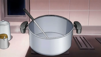 And this wasn't in Kaede's episode because?
